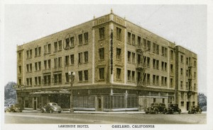 Lakeside Hotel, 138 E. 12th Street, Oakland, California